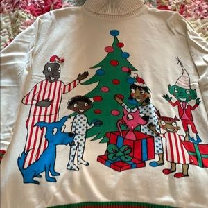 Sweaters - Whoopi Holiday Sweater
